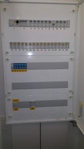 Elektro Verteiler